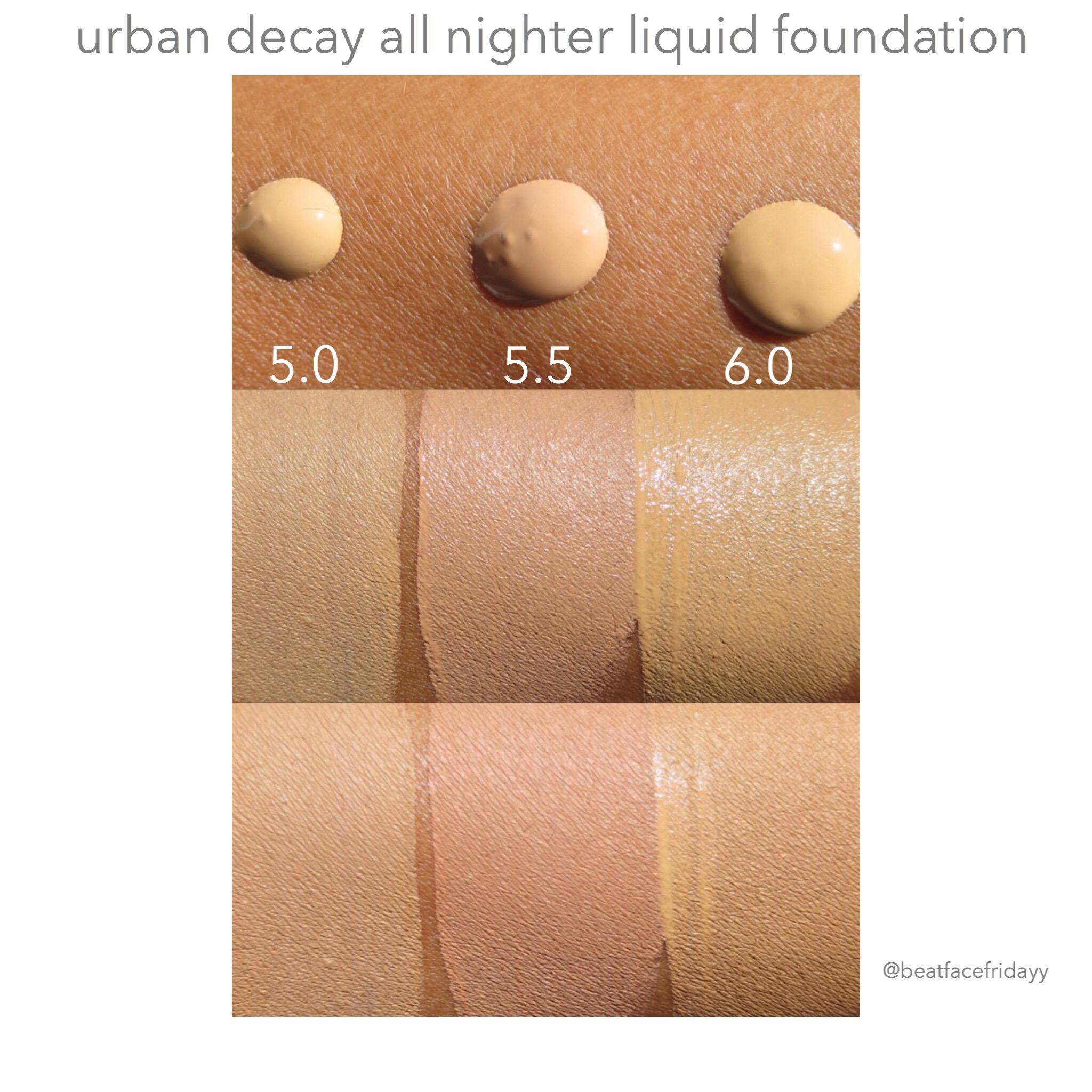 ผลการค้นหารูปภาพสำหรับ urban decay all nighter liquid foundation