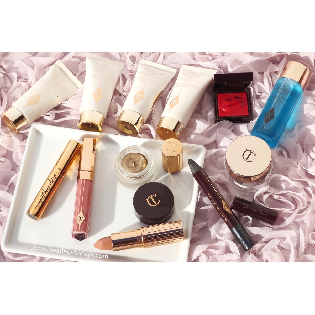 Charlotte Tilbury World of Legendary Parties (2016 HOLIDAY ADVENT CALENDAR)